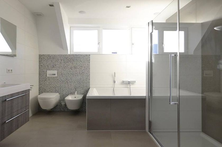 Badkamer - Flierbouw